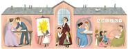 Google Jane Addams' 153rd Birthday