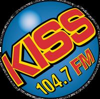 KISS 104.7 FM KZZP