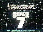 Tarzan super7