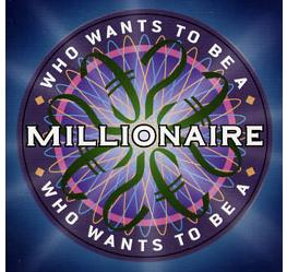 Who Wants To Be A Millionaire- (Ireland)