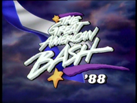 2631 - logo the great american bash wcw