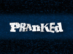 Pranked title card