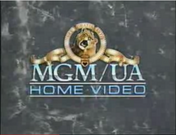 MGM UA Home Video Logo 1983