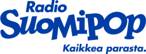 Radio Suomipop-slogan