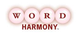 Word Harmony Logo web
