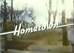 Hometown Intertitle
