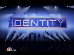 Identity-show
