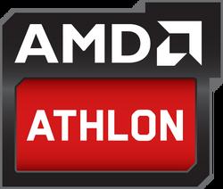 AMD Athlon logotipo