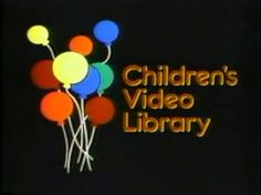 Childrens video library logo