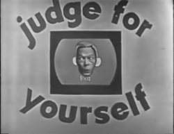 Judge for Yourself 1953