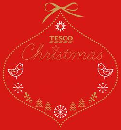 Tesco Christmas 2012