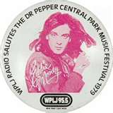 WPLJ-FM's 95.5's The Dr. Pepper Central Park Music Festival 1979, Eddie Money Promo For 1979