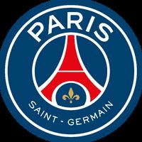 Paris Saint-Germain FC logo (introduced 2013)