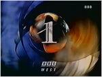 BBC 1 1991 West
