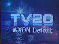 Detroit TV Logos Past and Present 2 (Now with WXYZ Logos) 1239