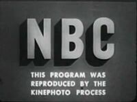 NBC 1952a