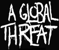 A Global Threat logo