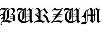Burzum logo 02