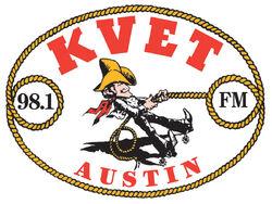 KVET 98.1 FM