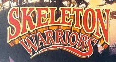 Skeleton Warriors logo