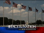 CBS News' Face The Nation Video Open From Sunday Morning, August 5, 2012