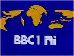 BBC 1 1974 Northern Ireland