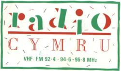 BBC R Cymru 1988