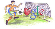 Doodle4Google Kenya Winner - World Cup