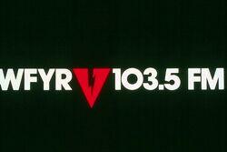 WFYR 103.5 logo