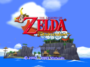 Zelda WW Title PanScan Med Camera Angle
