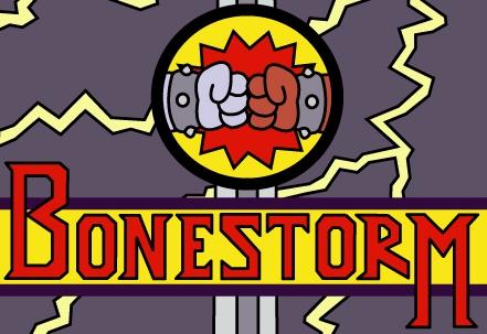 Bonestorm logo