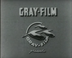 Gray Film 1952 Logo