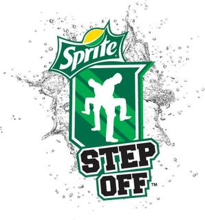 SpriteStepOff logo high