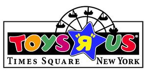 Toysrus times square logo