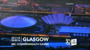 BBC Two Commonwealth Games ident