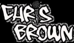 Chris Brown logo 2005