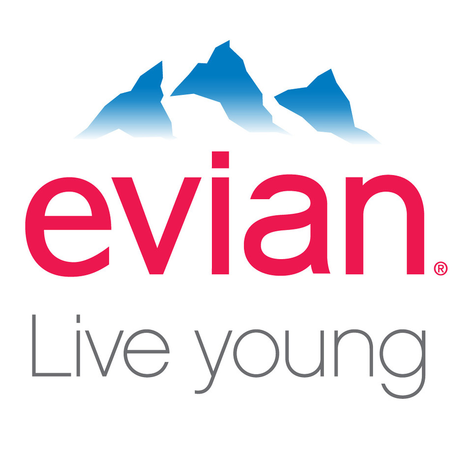 image logo evian