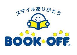 Book off logo