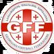 Georgian Football Federation logo (2014)