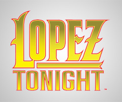 Lopez tonight logo