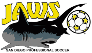 San diego jaws logo