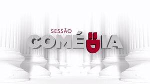 Sessão Comédia 2015 logo