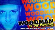 WSPK-FM's K104's The Woodman In The Morning Promo From January 2010