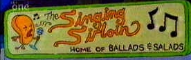 Singing Sirloin logo