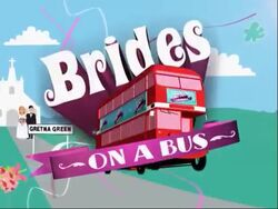Brides on a Bus