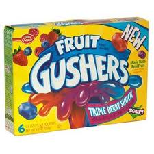 Gushers Logo Related Keywords & Suggestions - Gushers Logo Long ...