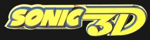 Sonic3d logo