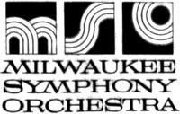 Milwaukee Symphony Orchestra 1975