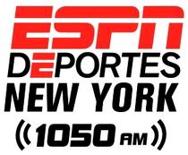 ESPN Deportes 1050 AM NY
