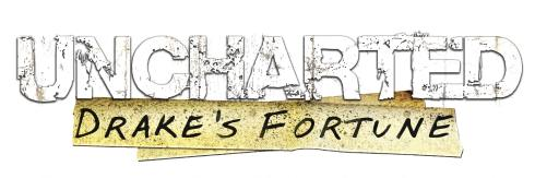File:Uncharted Drake's Fortune Logo.jpg